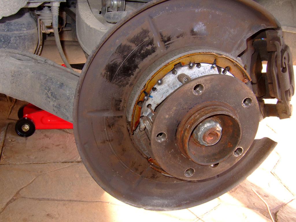330 Rear Brake Conversion
