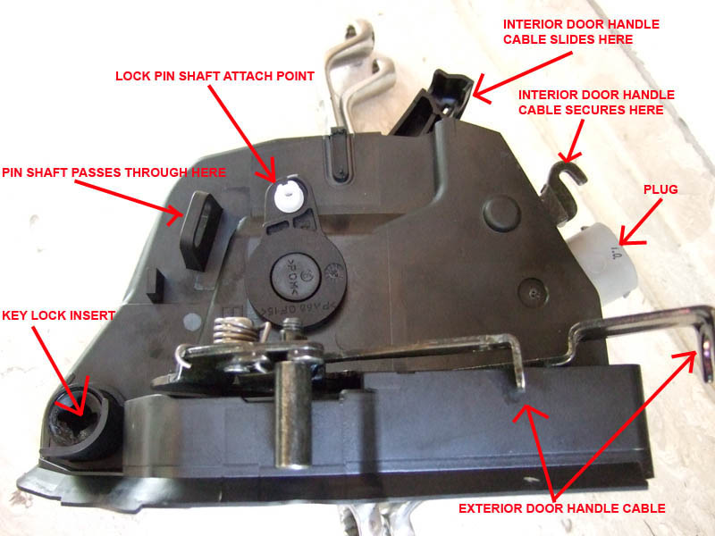 09 diy door lock actuator removal & attempt of repair e46fanatics E46 BMW 330Ci Engine Diagram at gsmx.co