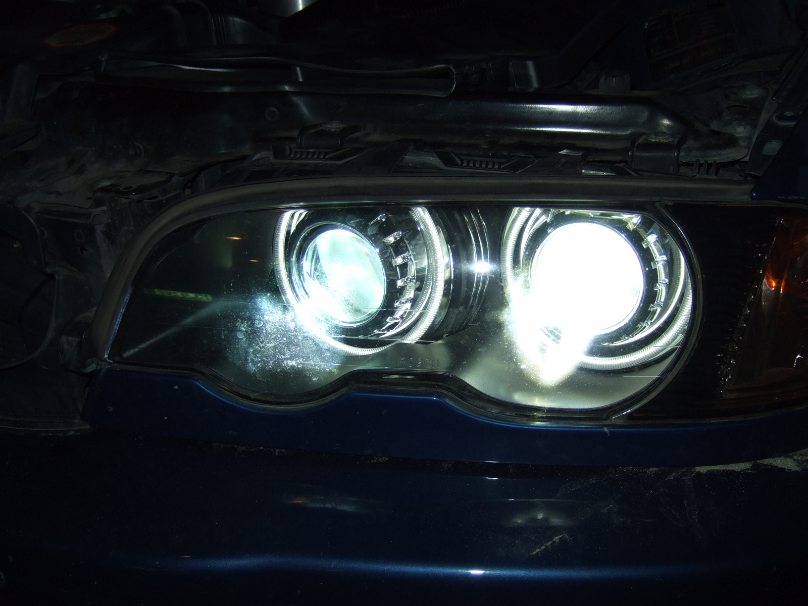 Bi Xenon Angel Eyes Upcomingcarshq Com