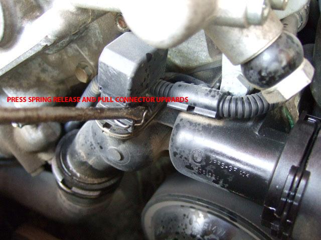 Diy Thermostat Replacement With Pics E46fanaticsrhforume46fanatics: Bmw Thermostat Location At Elf-jo.com