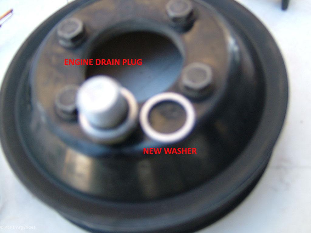 2001 e46 water pump removal