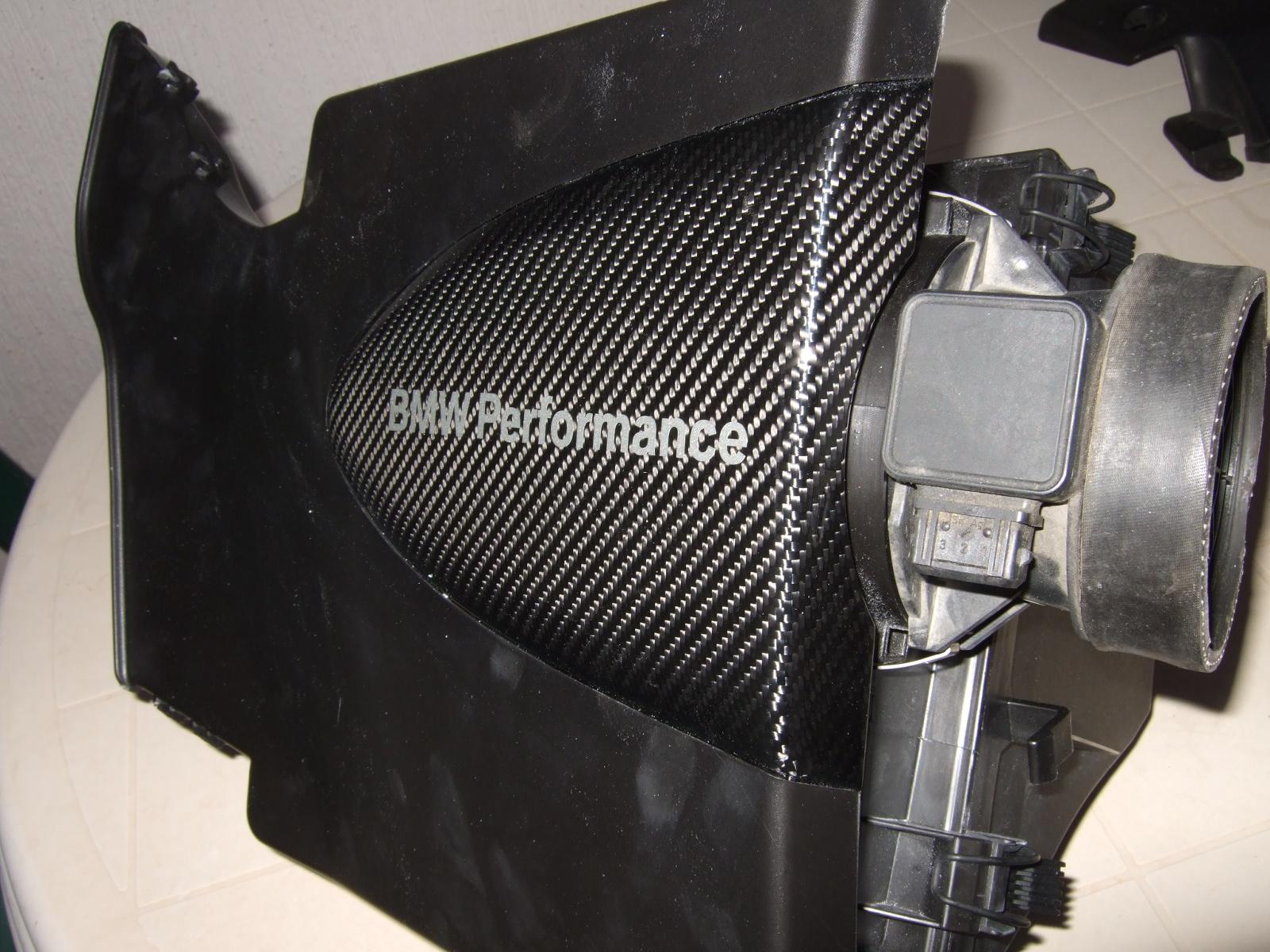 BMW Performance Airbox