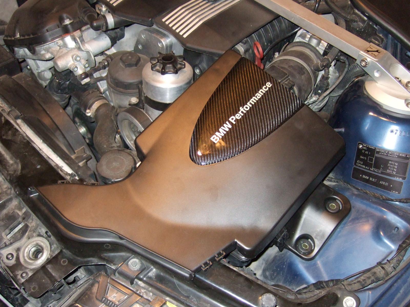 E46 Fs 2 E46 Bmw Performance Intake Systems